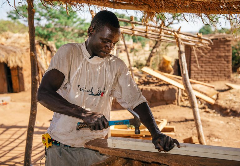There is Hope-Varpentry Vocational training