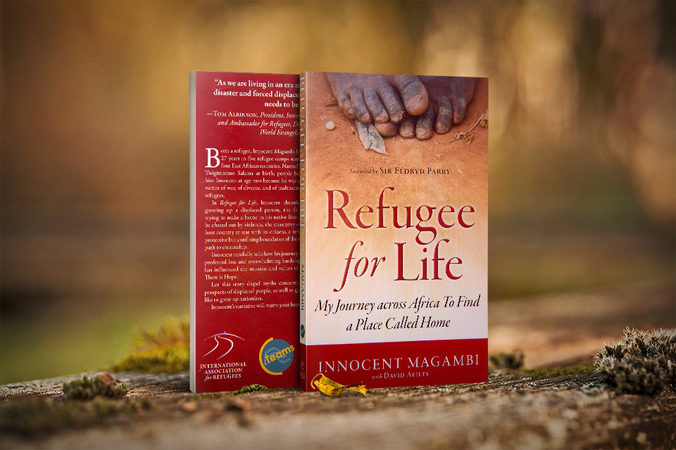 Refugee for Life by Innocent Magambi