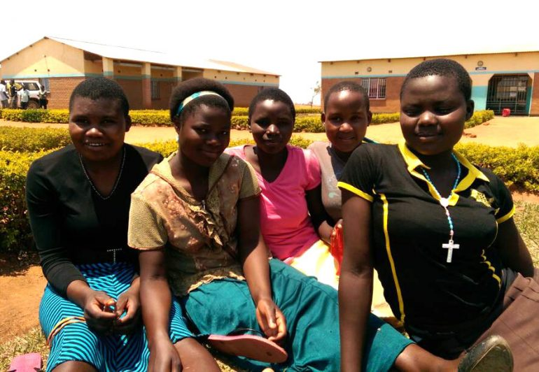 There is Hope, Malawi- Enelesi- The Girl Who got Saved